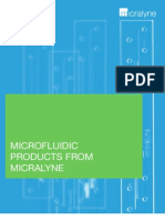 Standard Microfluidic Chips
