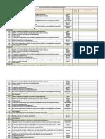 Ficha de Inspección de Instalaciones Eléctricas