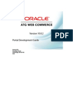 Oracle Atg Portal Dev Guide