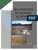 Introducción Al Estudio de Sequías