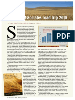 US Wheat Associates road trip 2015