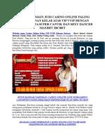 Website Agen Casino Online Kelas Vip Vvip Khusus Dewasa - Dewa303