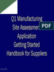 Site Assessment Handbook