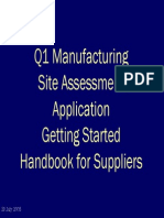 Site Assessment Handbook