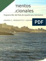 Documentos Fundacionales - Andrea C. Menegotto, Adriana M