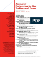 Journal of Engineering for gas Turbines and power 2005.Vol.127.N2