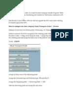 STO Document