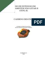 manual de munições quimicas