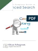The SEOs Guide to Advanced Search Operators