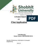 aprojectreportonchatapplication-130321015102-phpapp01