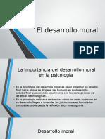 El Desarrollo Moral 2