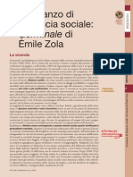 Zola Germinal Analisi