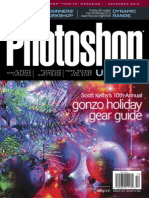 December Photoshop Magazine 2015