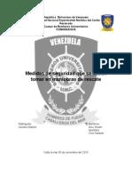 Medidas de Seguridad en Rescate