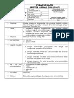 SPO 01 Survei Mawas Diri ( SMD )