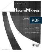 Modul Health Mapper by Litbangkes