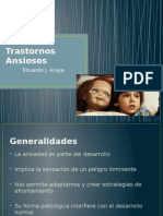 Trastornos Ansiosos (1)