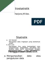 Biostatistik HMP 1