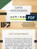 Cafés Procesados