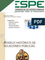 Historia de las RRPP