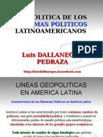5 Geopolitica de Sistemas Politicos Latinoamericanos