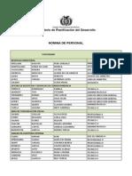 Lista Personal 23062015
