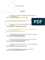 Test Bank for Operations and Supply Chain Management, Binder Ready Version