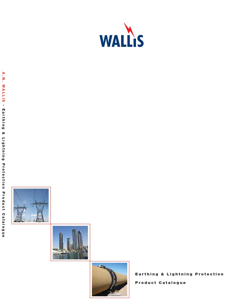 Wallis catalogue earthing system electrical connector screw greentooth Image collections