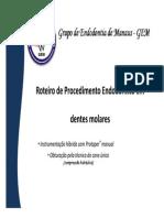 Molares Protaper Manual
