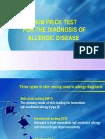 8 Skin Prick Test