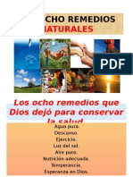 Los 8 Remedios Naturales 1.pptx