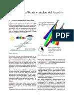 Física_Óptica_Teoría Completa Del Arco Iris