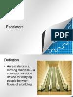 Modul Escalator 1