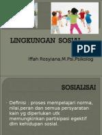 LINGKUNGAN SOSIAL - ITATS