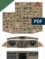 ATR 72-200 Not PEC Panels Printables