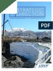 2015 Strategic Direction, Utah Department of Transportation