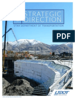 2015 Strategic Direction, Utah Department of Transportation