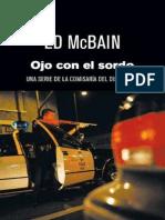 Mcbain Ed - Distrito 87 26 - Ojo Con El Sordo