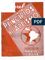 Principios Del Aprismo | Juan Merel