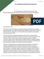 Tribunal manda aplicar Lei Maria da Penha para transexual.pdf