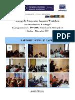 EASW-RapportoFinale