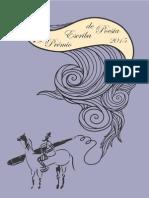 13º Prêmio Escriba de Poesia - 2015