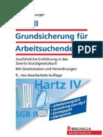 sgb ii grundsicherung für arbeitsuchende 9 auflage