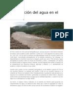 La Situación Del Agua en El Perú