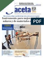 Gaceta UNAM 23/noviembre/2015