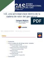 FIGAS 2011 ID Cadena Gas Migliore