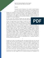 France Charbonneau introduction