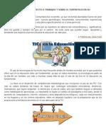 Reflexiones Sobre El Proyecto o Trabajos y Sobre El Portafolio en Su Conjunto