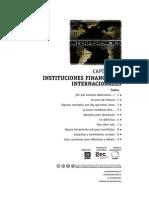 Instituciones Financieras Internacionales
