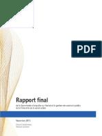 Rapport final de la commission Charbonneau